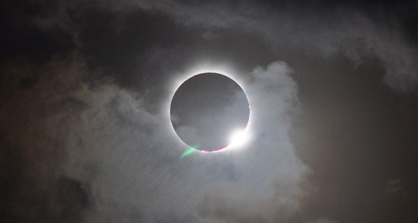 Solar Eclipse in 2012