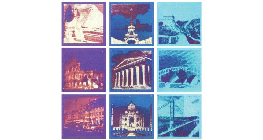 famous architecture images