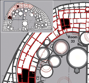 Room 33 map