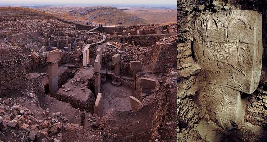 Ancient Turkish ritual center