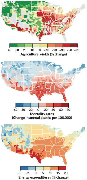 cost of climate change maps