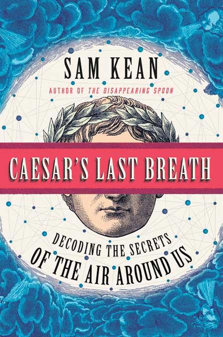 Caesar's Last Breath book cover