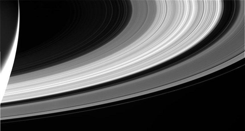 Saturn's G Ring