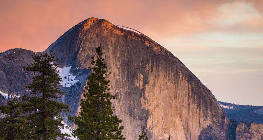 Yosemite National Park's Half Dome