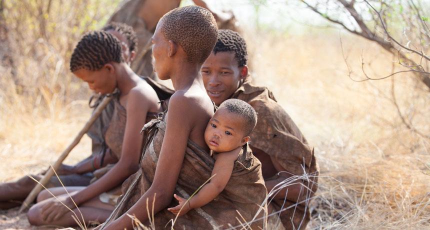 African San people