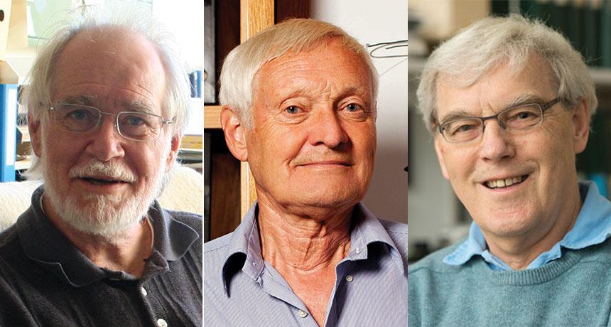2017 chemistry Nobel winners