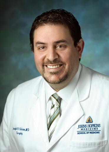 Trauma surgeon Joseph Sakran