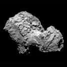 67P on August 3, 2014