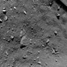 67P's first close-ups