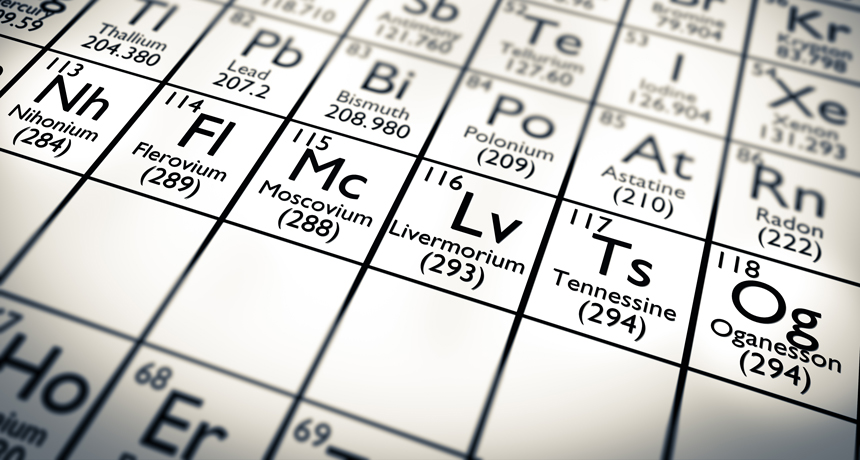 5 Ways The Heaviest Element On The Periodic Table Is Really