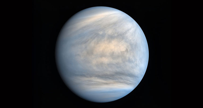 What will it take to go to Venus? | Science News