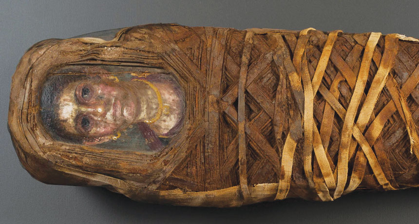 Hibbard mummy