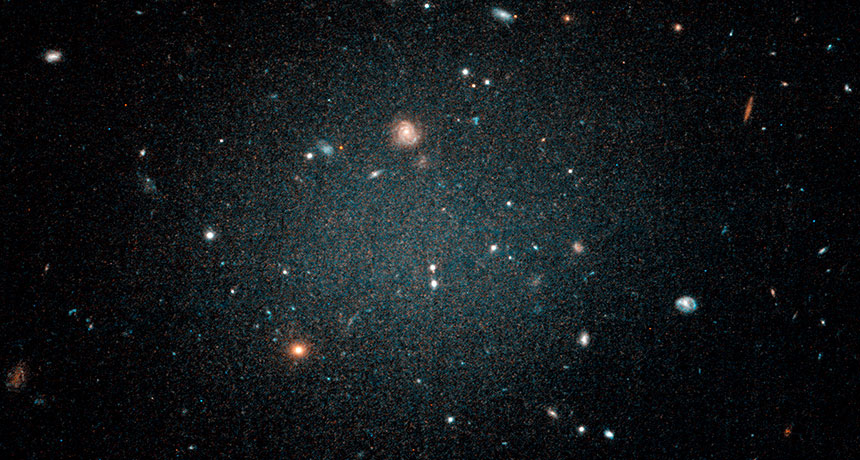 galaxy NGC1052–DF2