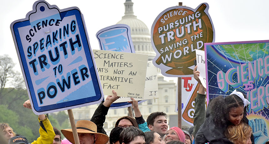 March for Science 2017