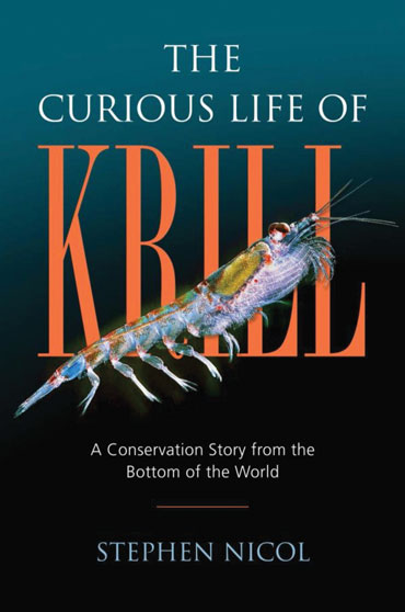 Cover of The Curious Life of Krill