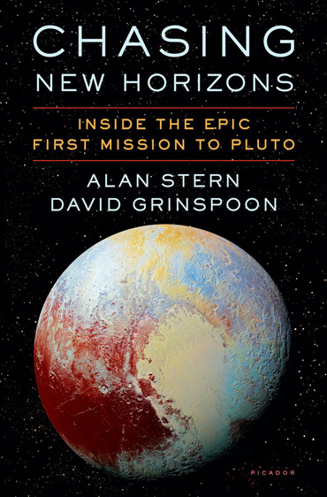 cover of Chasing New Horizons