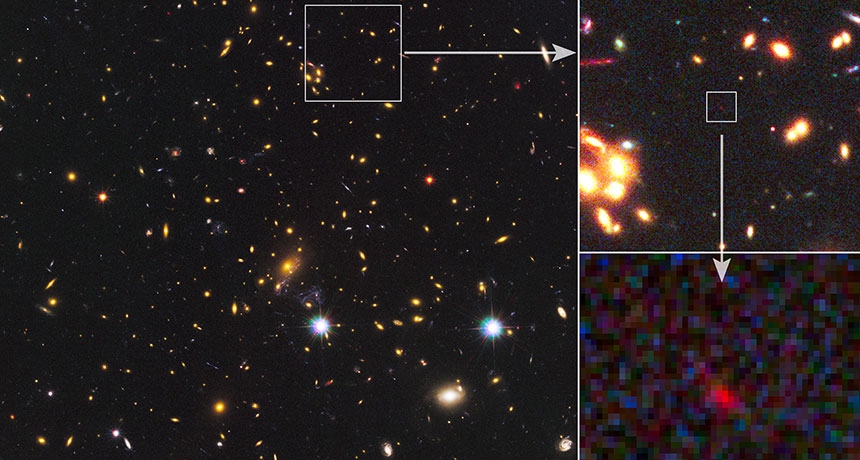 MACS1149-JD1 galaxy
