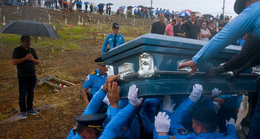 Puerto Rico funeral