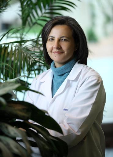 Oncologist Mary Armanios
