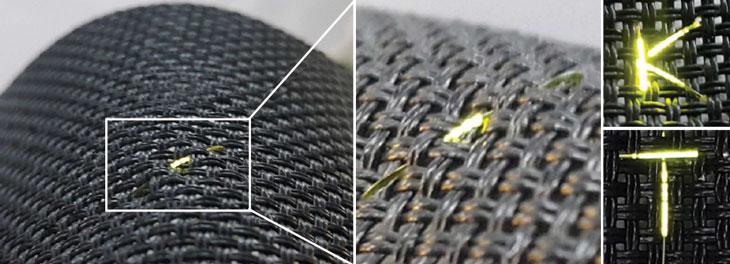 organic LED threads