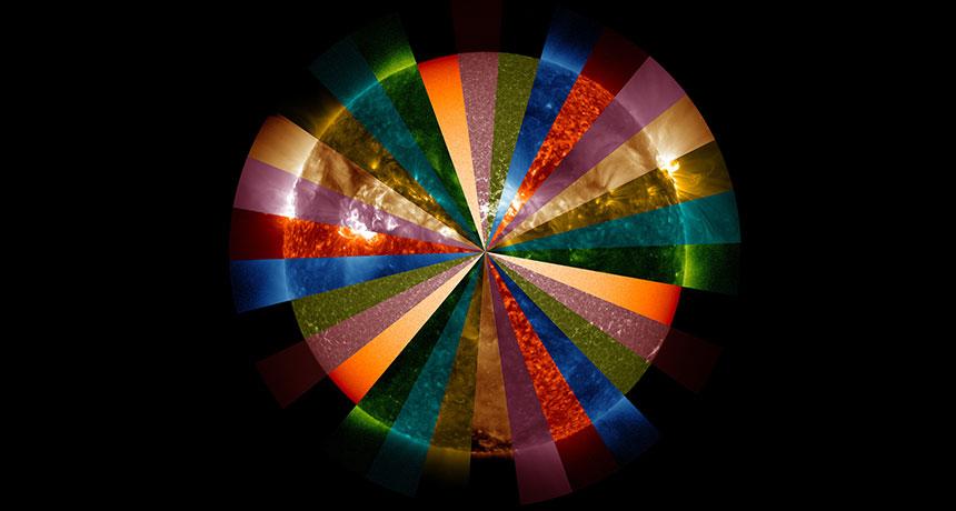 light wavelengths
