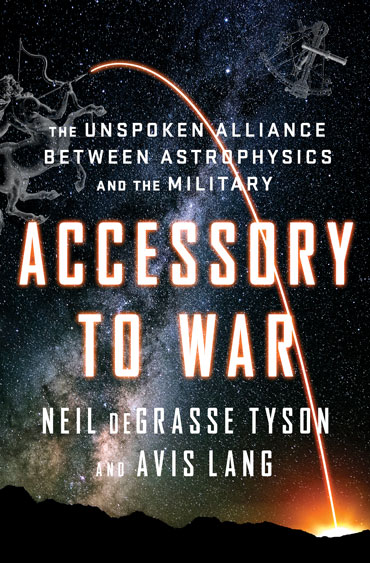 "Cover of the book ""Accessory to War"""