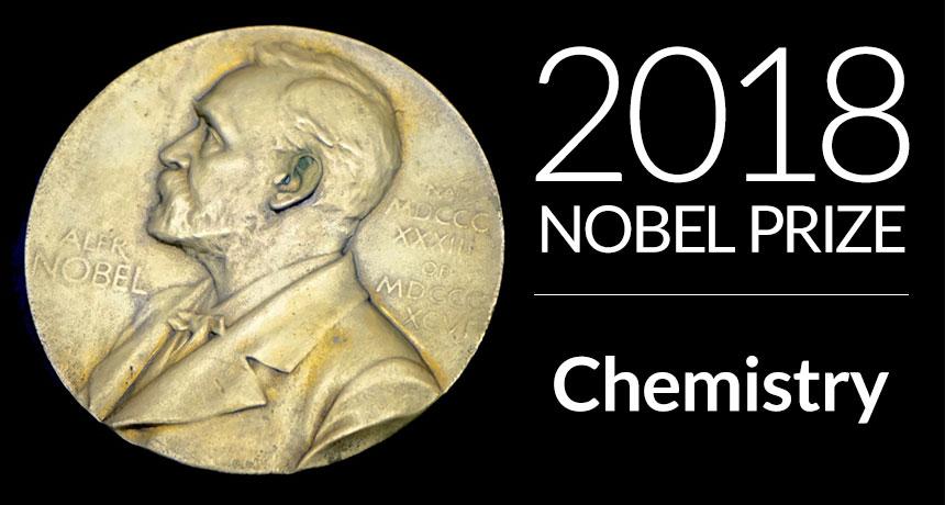 nobel medal chemistry
