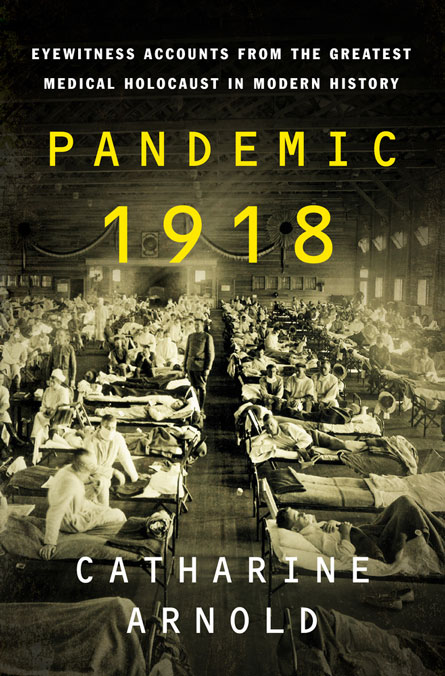 pandemic 1918 cover