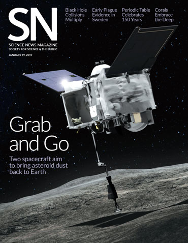 Cover of January 19, 2019 issue