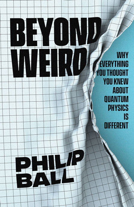 Beyond Weird cover