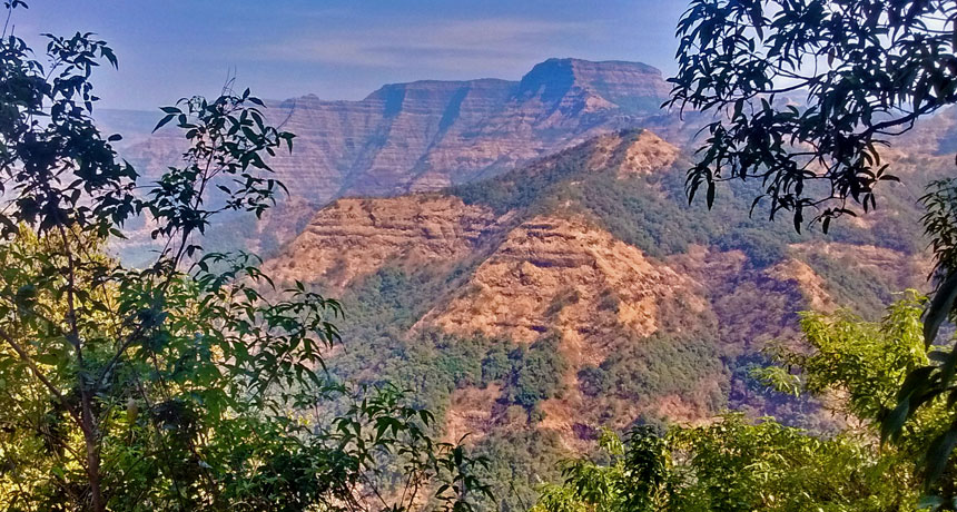 India's Western Ghats mountain range