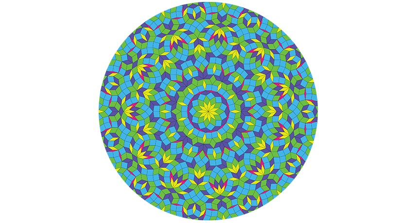quasicrystal pattern
