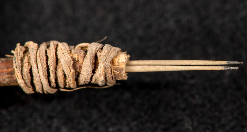 2000-year-old tattoo tool