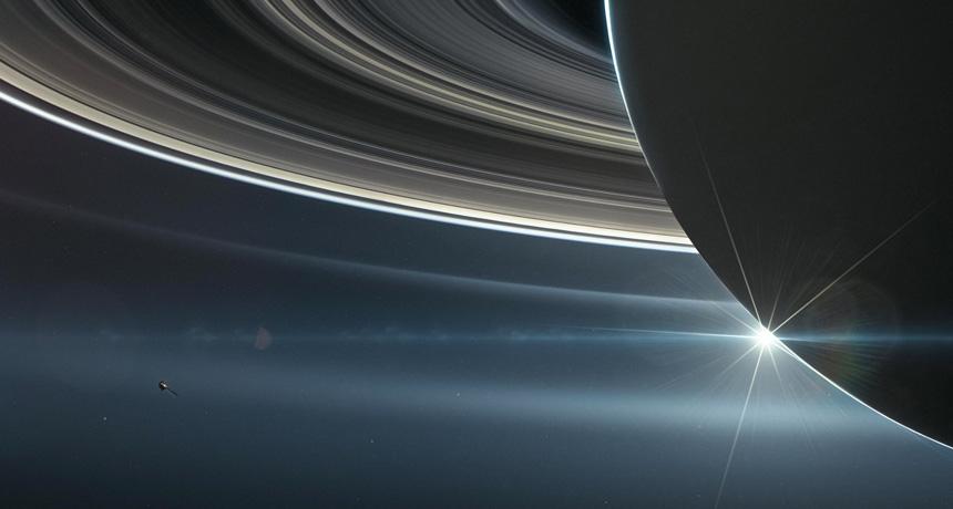 Saturn's rings