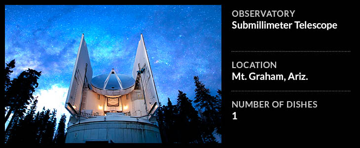 Submillimeter Telescope