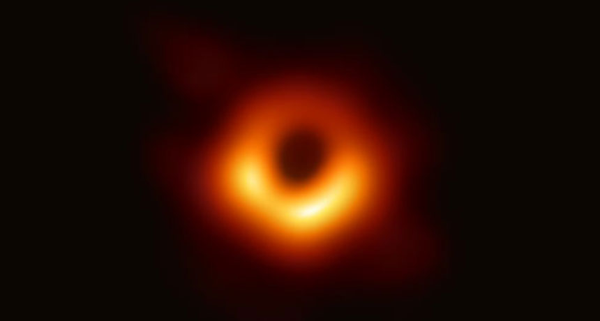 The first picture of a black hole opens a new era of