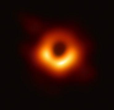 EHT black hole