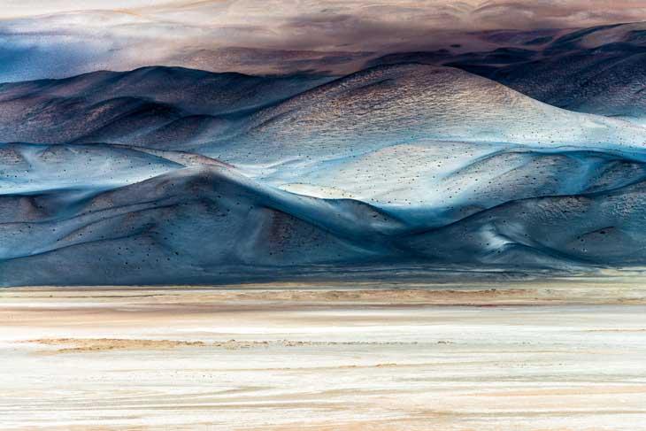 Salar de Antofalla salt plain