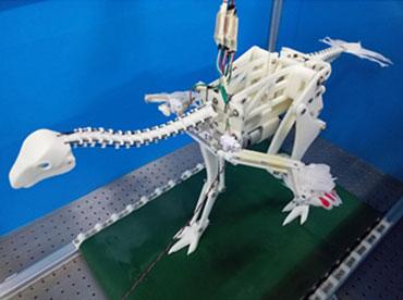 Caudipteryx robot