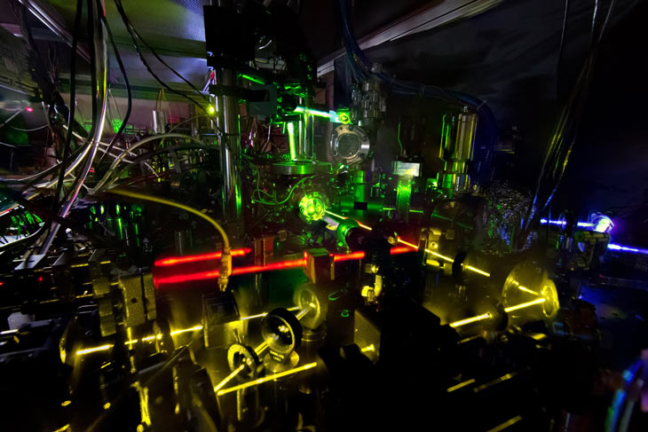 optical atomic clocks