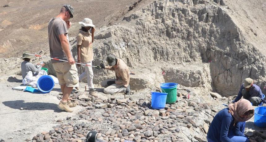 Ethiopia archaeological site