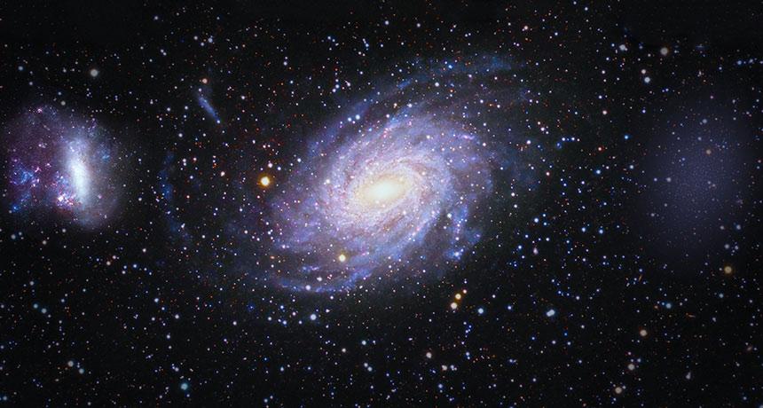 Antilia 2 galaxy