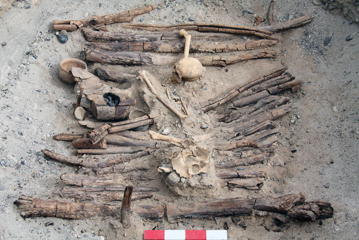 grave discoveries