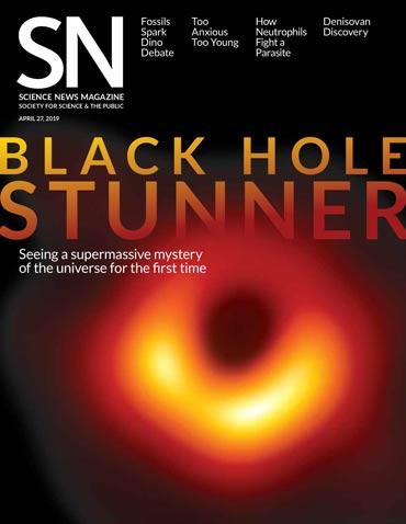 Readers boggled by black hole behemoth | Science News