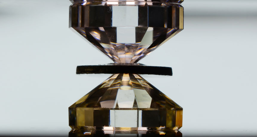 an image of two diamonds