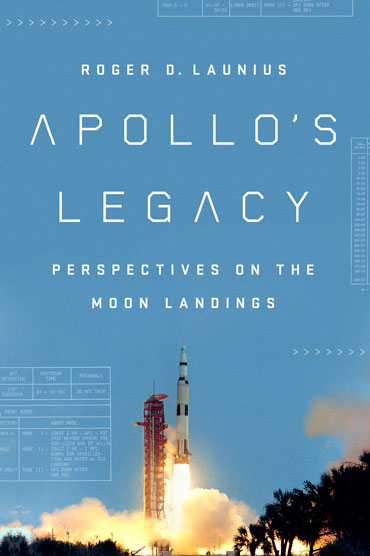 "cover of ""Apollo's Legacy"""