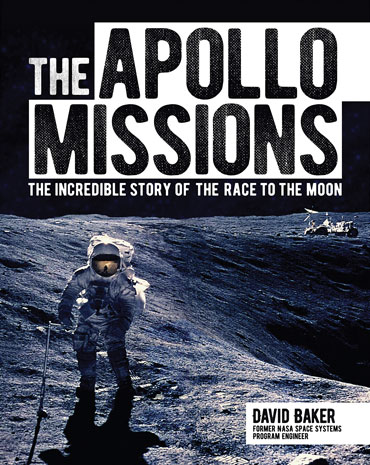 "cover of ""The Apollo Missions"""