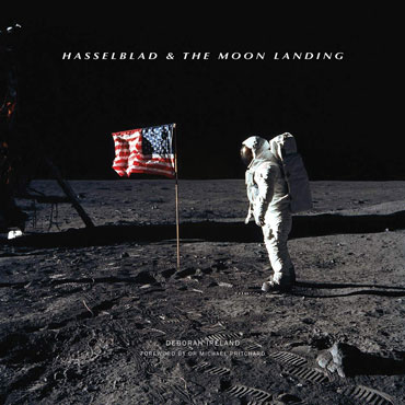 "Cover of ""Hasselblad & the Moon Landing"""