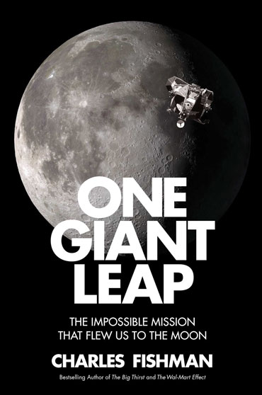 "cover of ""One Giant Leap"""