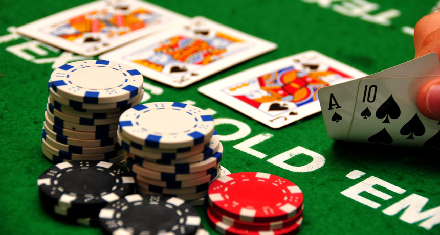how to play poker online games